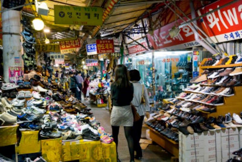 ショッピングで韓国語のコミュニケーションを楽しんじゃおう!