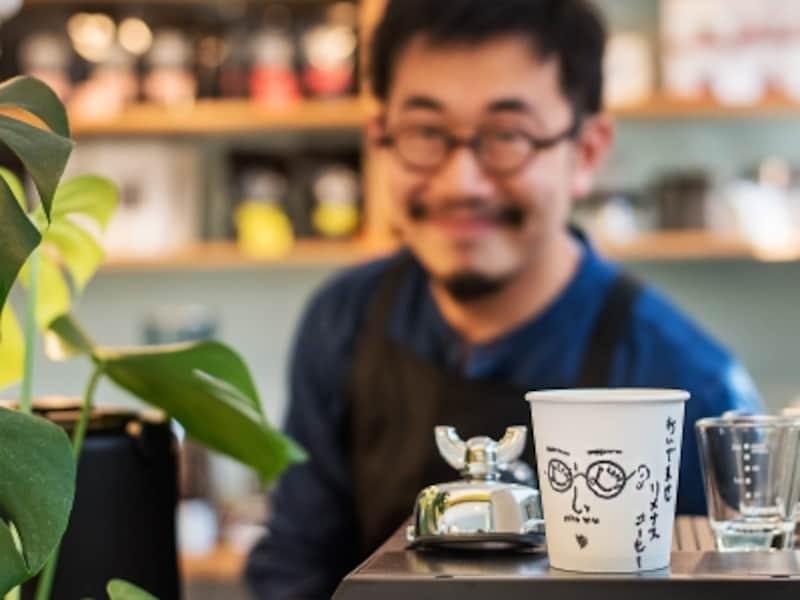 「きのう感激したのは、おいしいデカフェを探していた妊婦さんが『これなら飲めます!』と喜んでくれたこと」と齋藤さん。