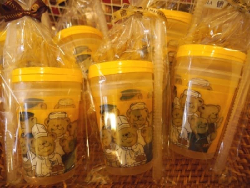 キッズプラスチックカップ2P(800円)