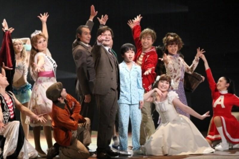 『ビッグ・フィッシュ』写真提供:東宝演劇部