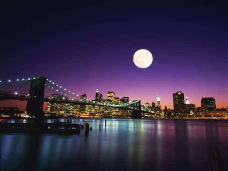 満月は「水」の気をもつ月のパワーが強まります。