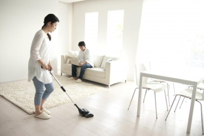 掃除をすると仕事力もアップ
