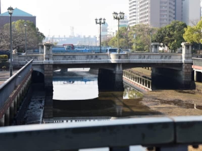 小春橋から見た堺橋