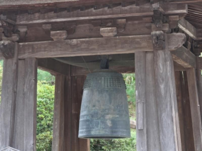 建長寺「梵鐘」(国宝)