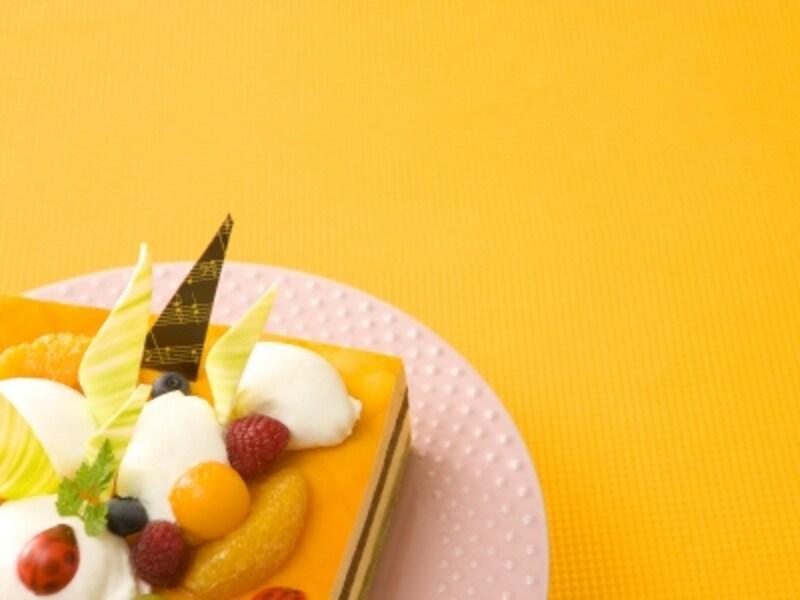 赤、オレンジ、緑は、食欲を増進させる作用があります。