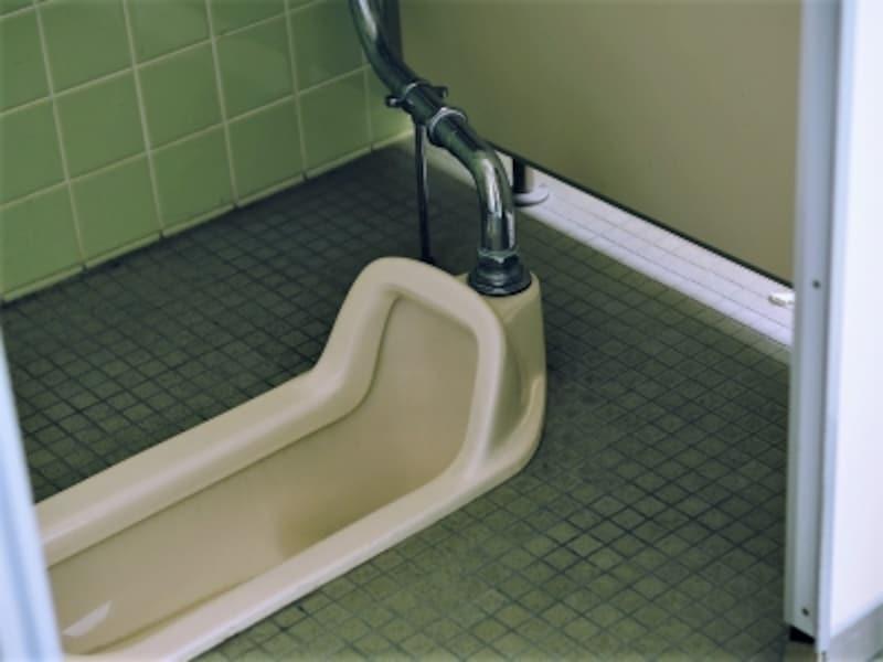 子供にとって和式トイレはハードルが高い!?