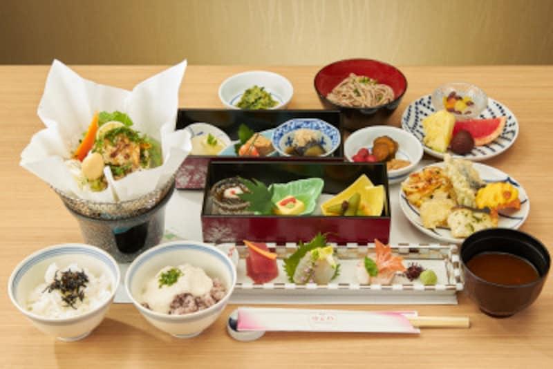 和食メインの夕食