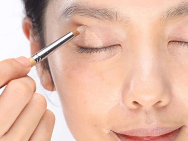 厚塗り防止のテクニック