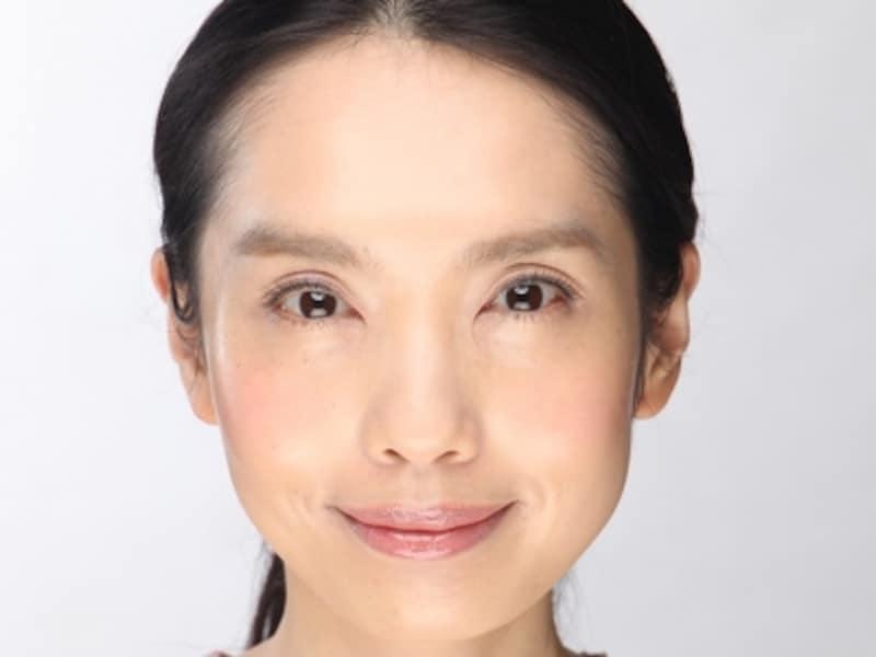 華やかなメリハリ美人顔