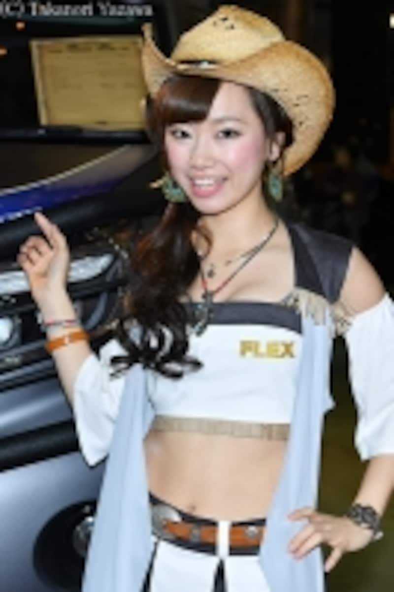 藤澤友千菜/FLEX