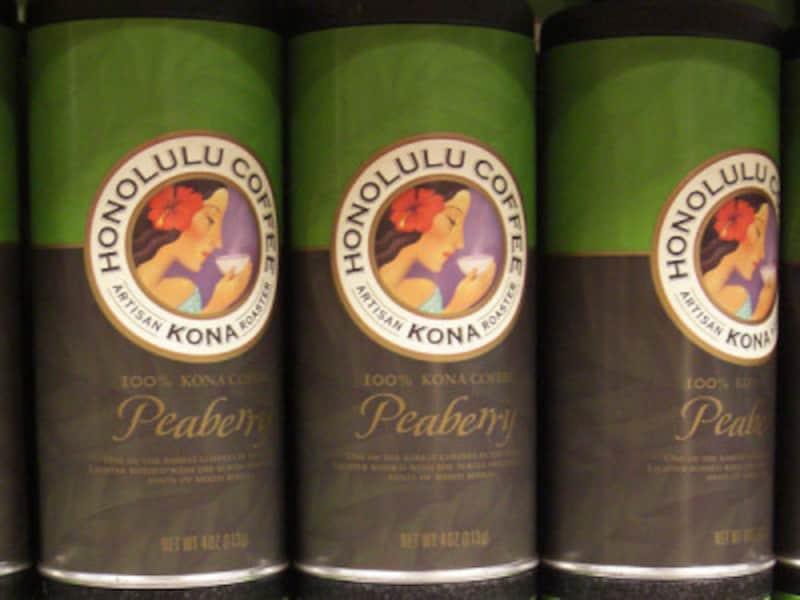 ホノルル・コーヒーのピーベリー