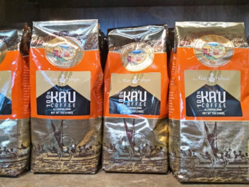 「ロイヤル・コナ・コーヒー」のカウコーヒー。スターシェフ、アランウォンとのコラボ商品