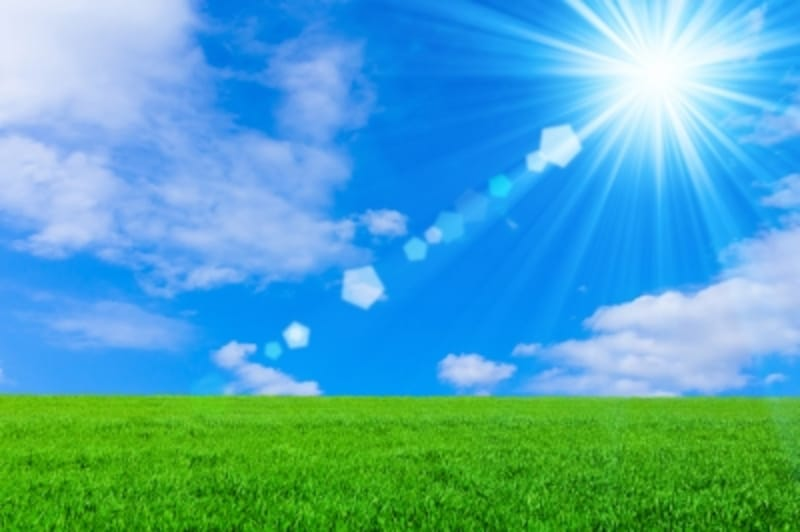 太陽のイメージ画像