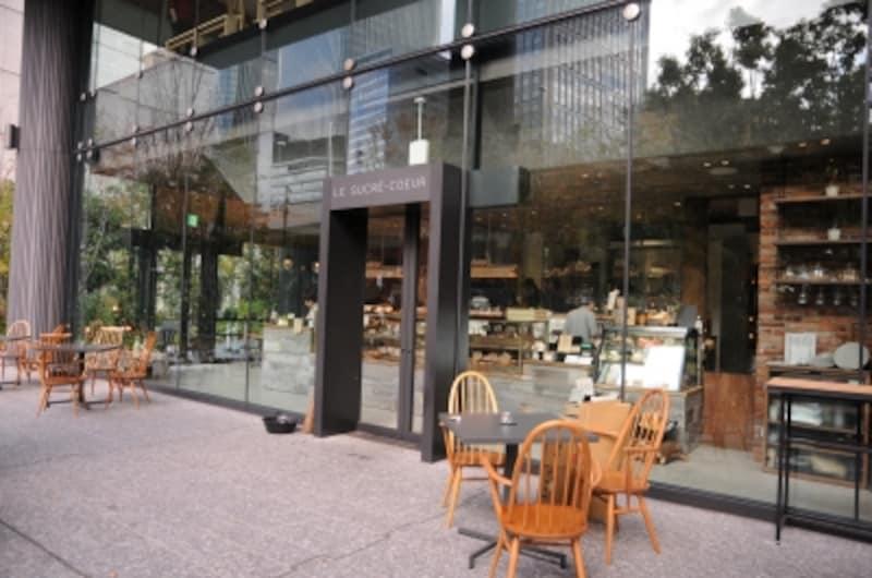 ル・シュクレクールの新店舗