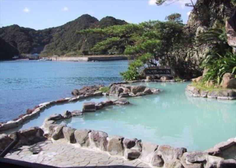 中の島undefined露天風呂
