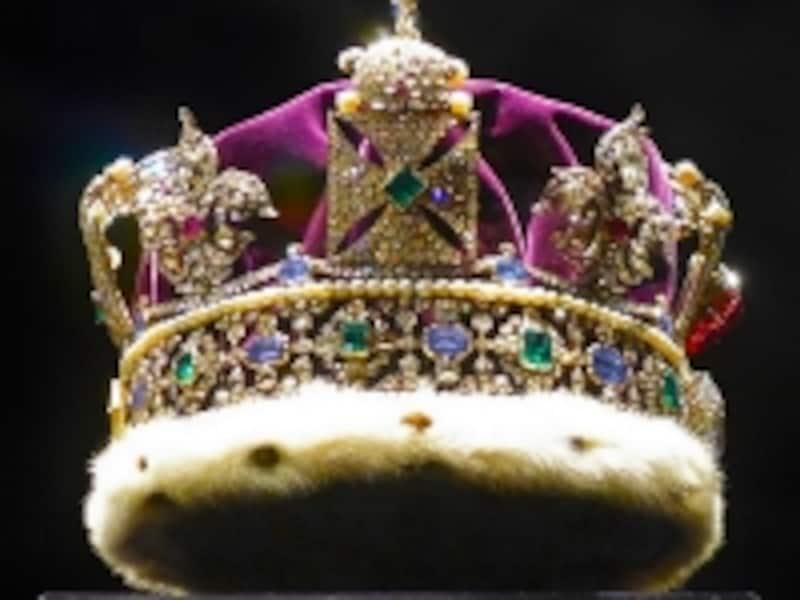 インペリアル・ステート・クラウン(英国王冠)