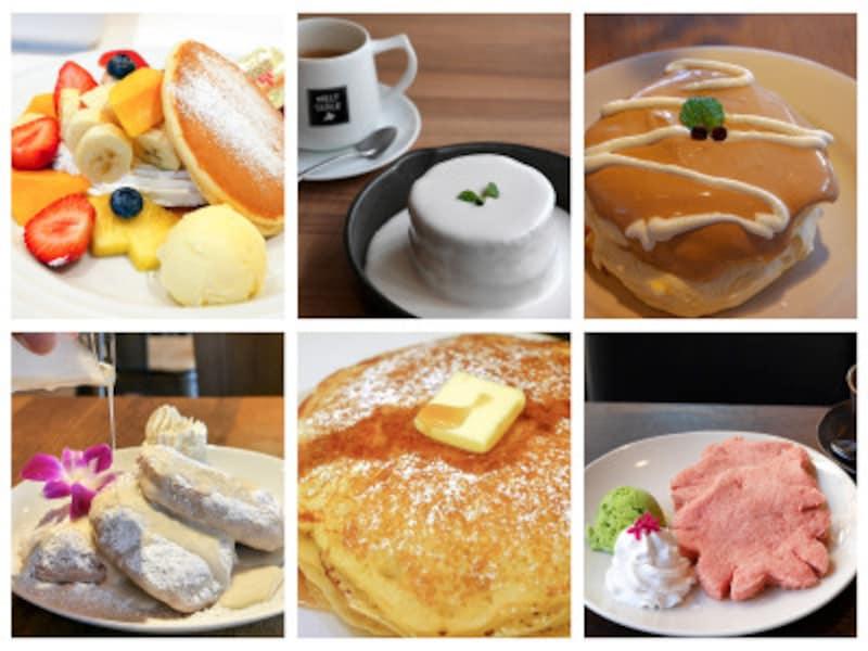 2016~2019年にかけて横浜にオープンした絶品パンケーキのお店を紹介!