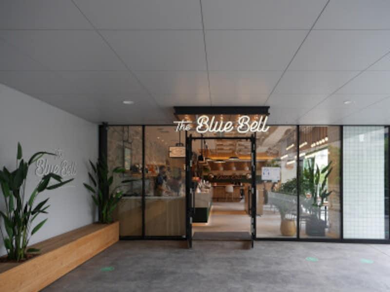 """ぴあアリーナMM2階にあるALLDAYCAFE&DINING""""TheBlueBell"""""""