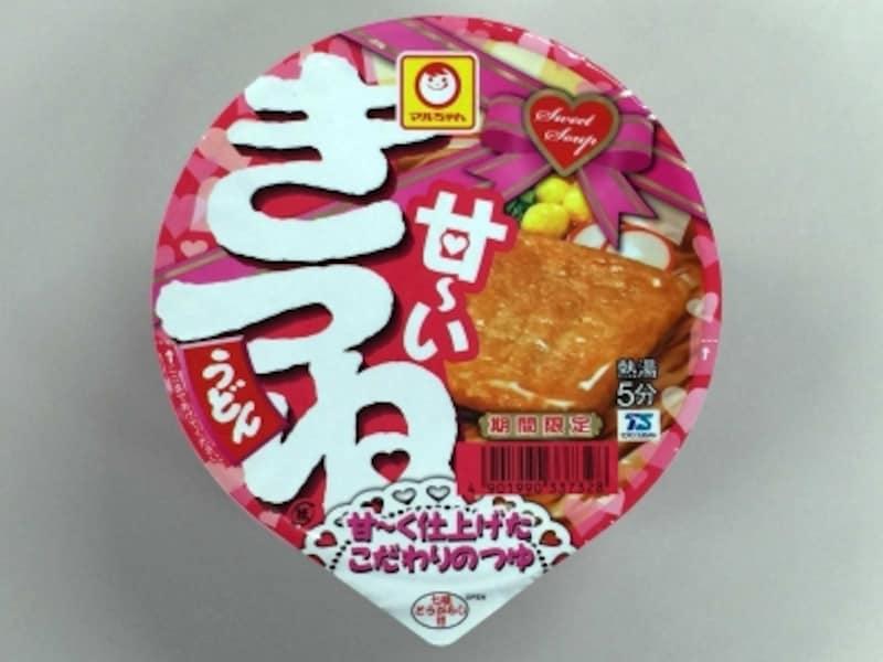 東洋水産マルちゃん甘~いきつね