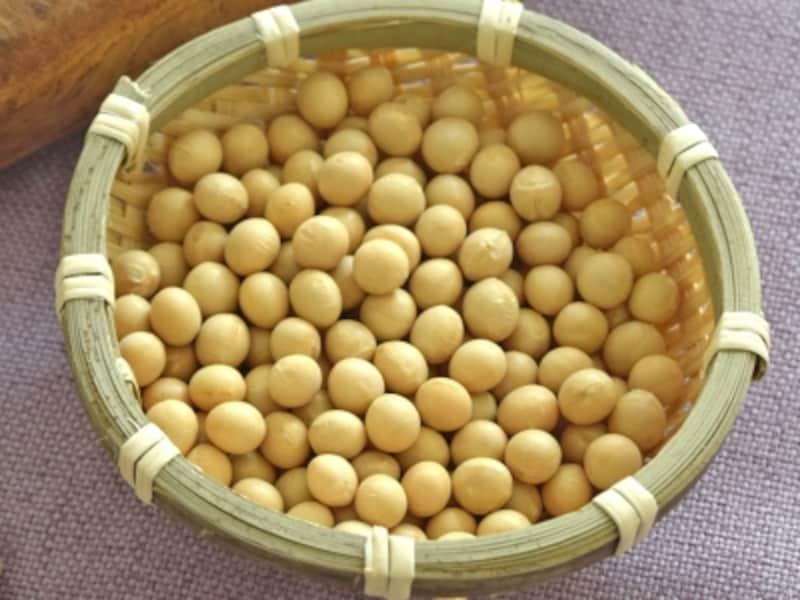 大豆の戻し方
