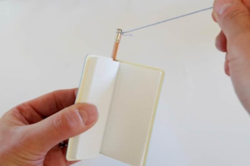 ダイゴーundefinedすぐログundefined鉛筆付きミニ手帳
