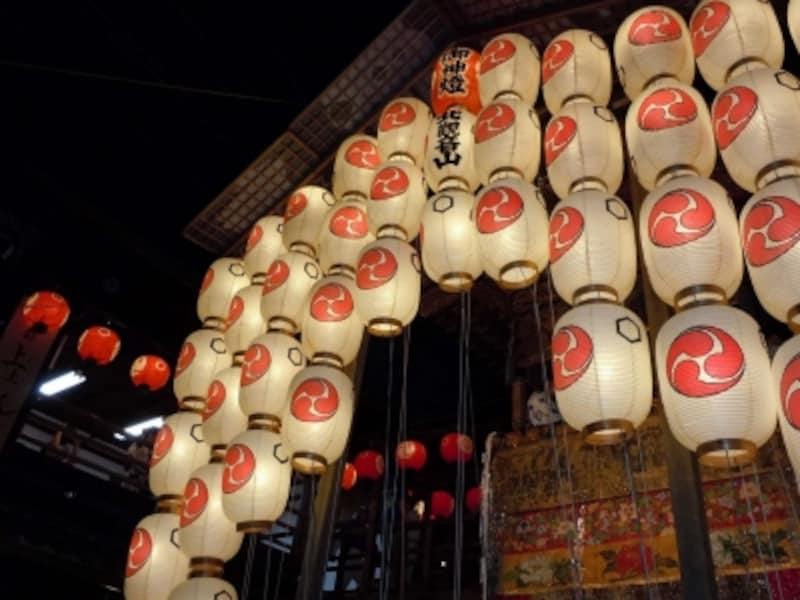 京都祇園祭undefined宵山