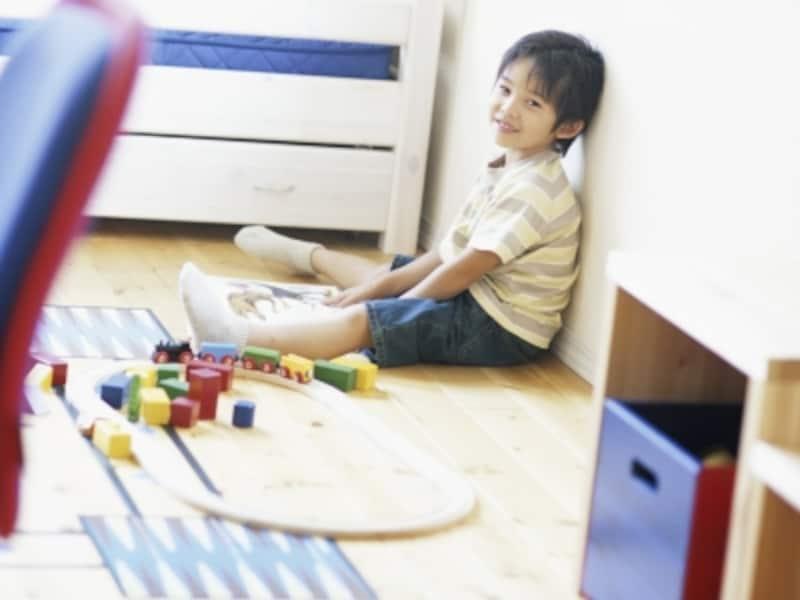 おもちゃに興味がない赤ちゃん・子供