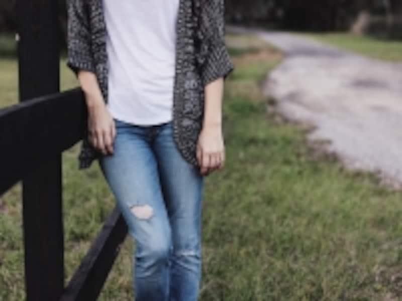 田舎の鉄板ファッション?