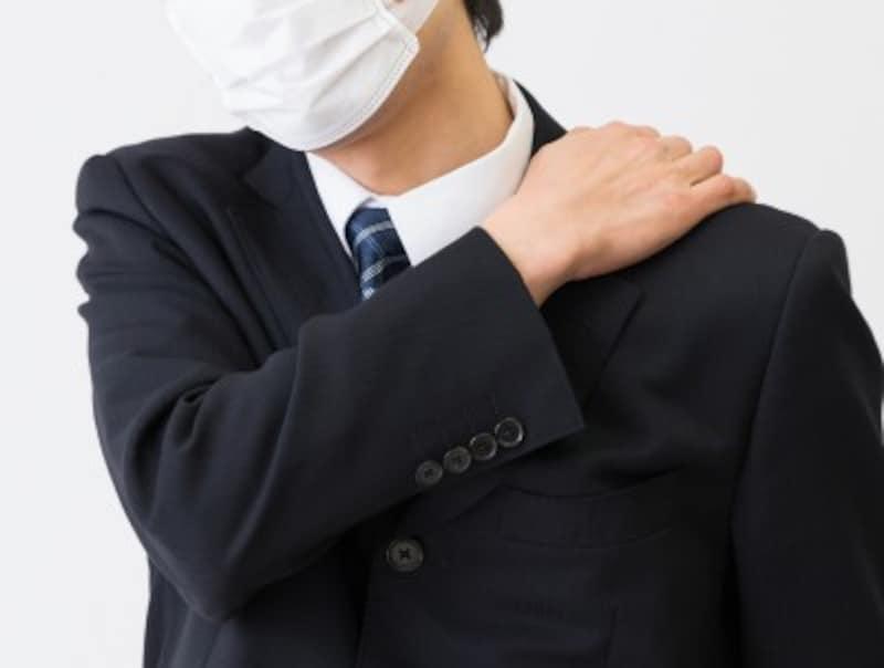 風邪で肩こり・筋肉痛