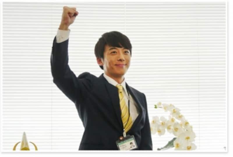 金曜ナイトドラマ池井戸潤原作民王undefined公式サイトより