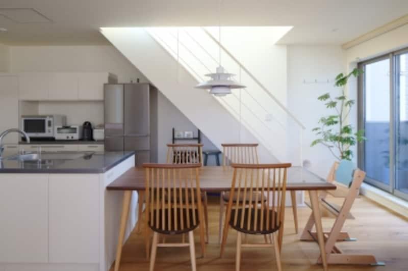 子世帯のダイニング・キッチン