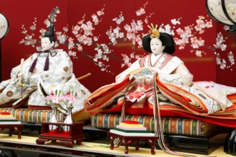 ひな祭りの由来と簡単に作れるひな人形の作り方