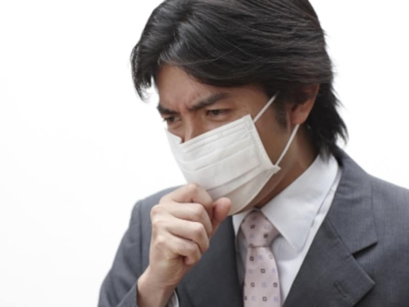 咳が長引く・一日中咳が続く原因