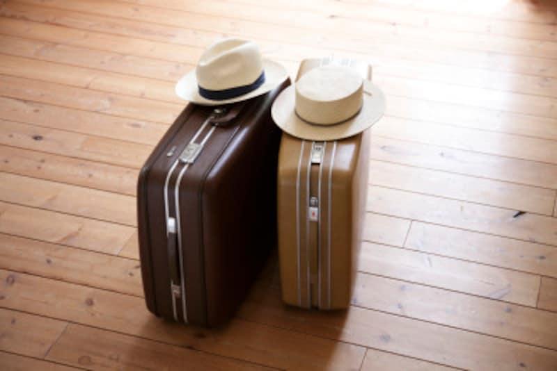 泊数に適したスーツケースのサイズって?