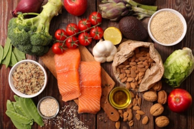 食物アレルギーの原因もさまざま