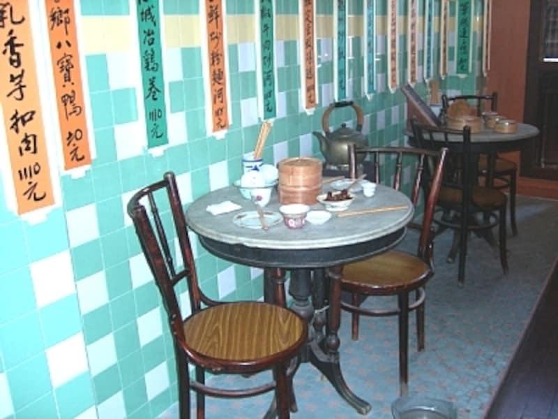 昔の食堂をリアルに再現したコーナーなど、見やすく分かり易い展示が魅力の博物館です