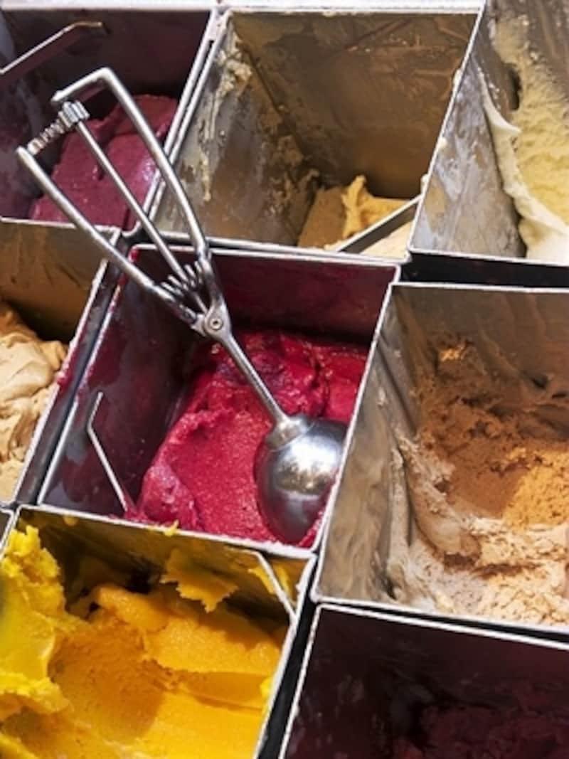 ナチュラルな味のアイスが人気©ParisTouristOffice-Photographe:DavidLefranc