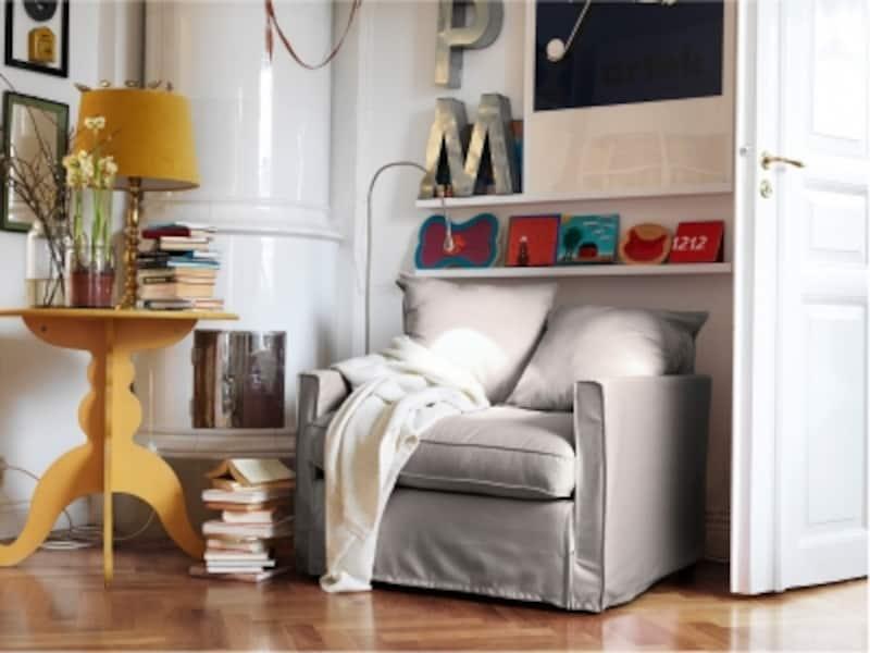 IKEAチベットランプ