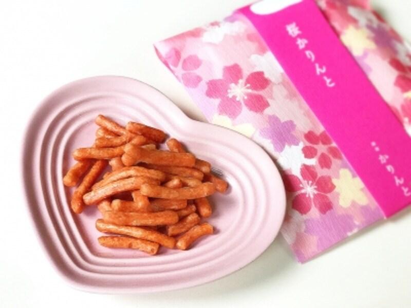麻布かりんとundefined桜かりんと