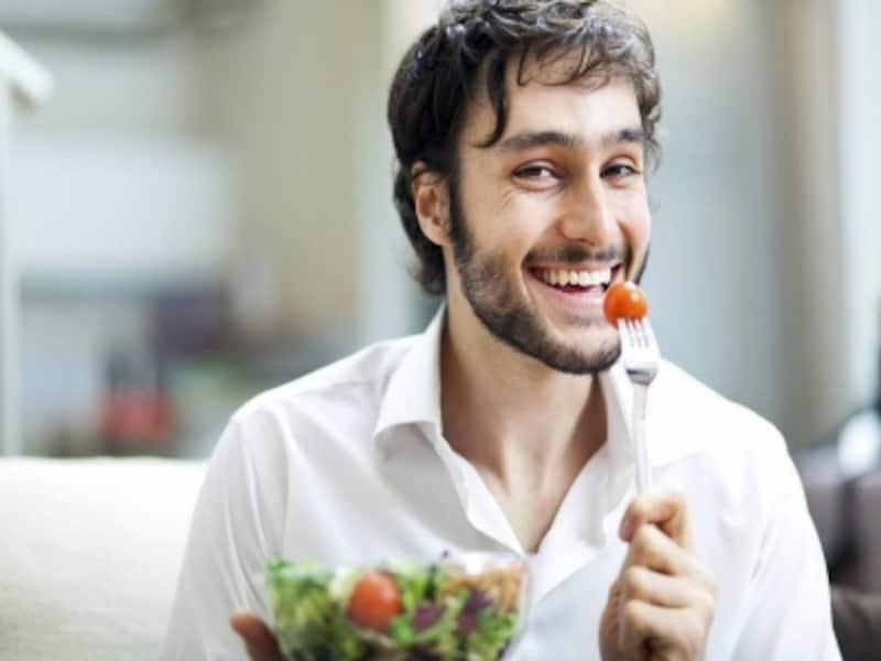 食べて基礎代謝を上げることも大切