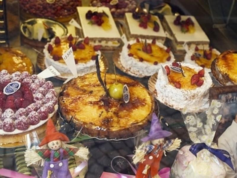 フランスは、高い品質の材料が揃うからこそ美味しいスイーツが豊富に生まれる©ParisTouristOffice-Photographe:Ame?lieDupont