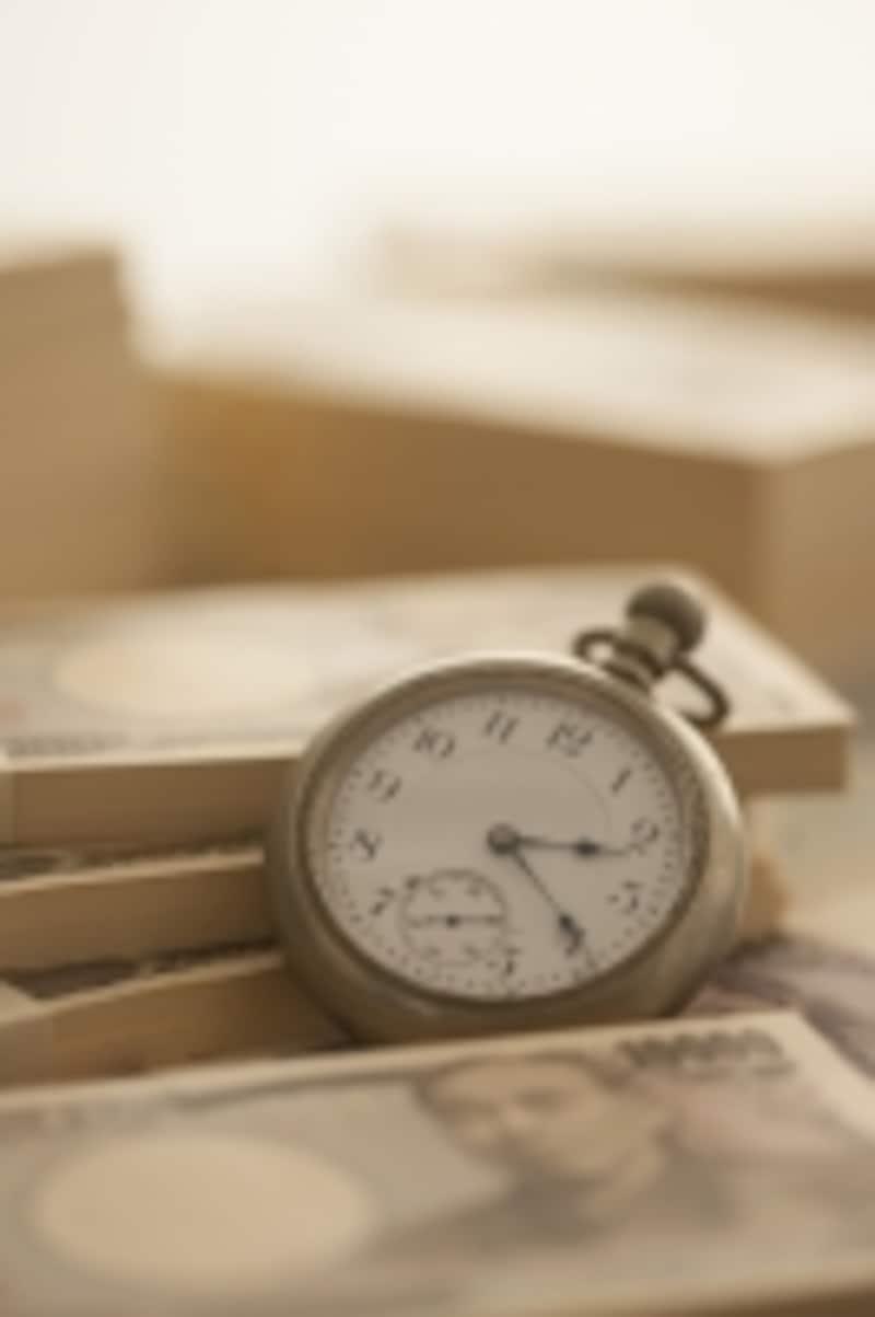 老後の時間は刻々と延びている!?