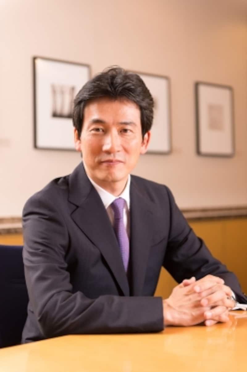 丸山隆志氏
