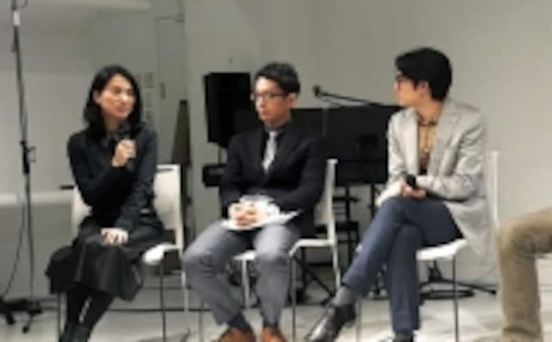 「第二回東京ミュージカルフェスundefinedスペシャル・トークショー」より。写真提供:MusicalOfJapan
