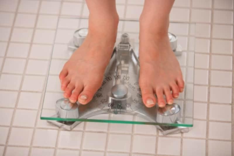 急いで体重を減らすことばかりを考えるのは太りやすい人の思考回路