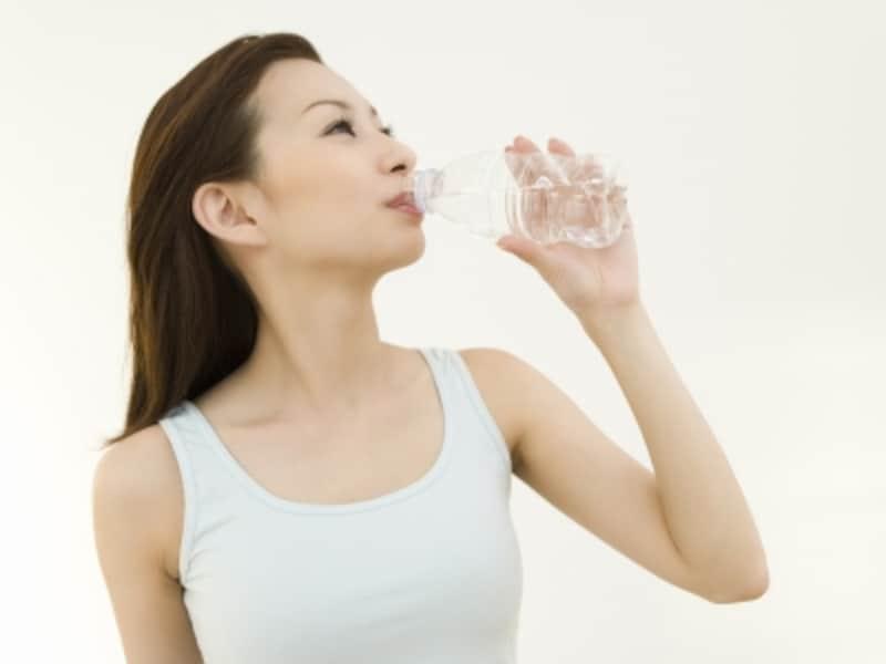 水分補給を重視