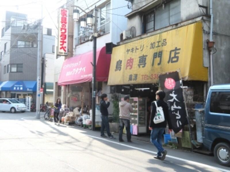 鶏肉専門店