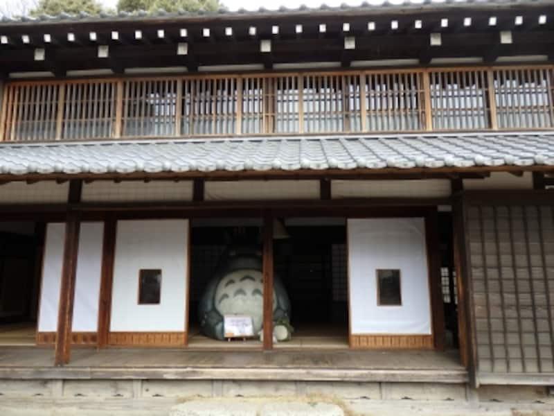 築100年を超える古民家の「クロスケの家」