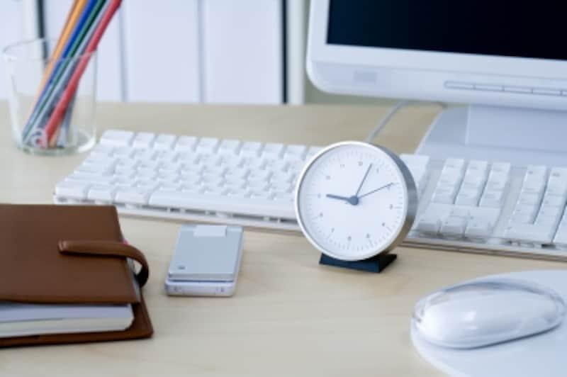 デスク周りは綺麗にしていますか?