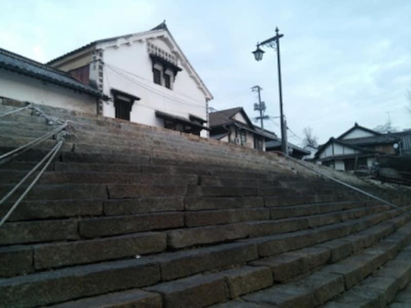 鞆の浦(4)/雁木